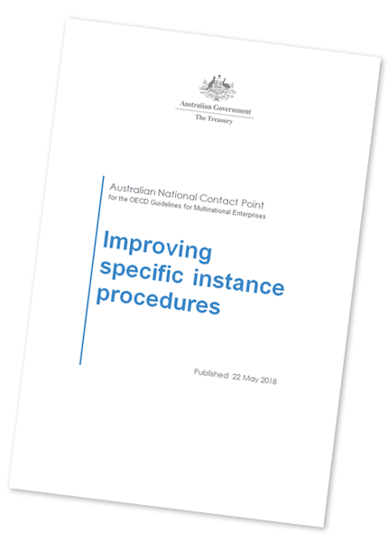 Improving specific instance procedures cover