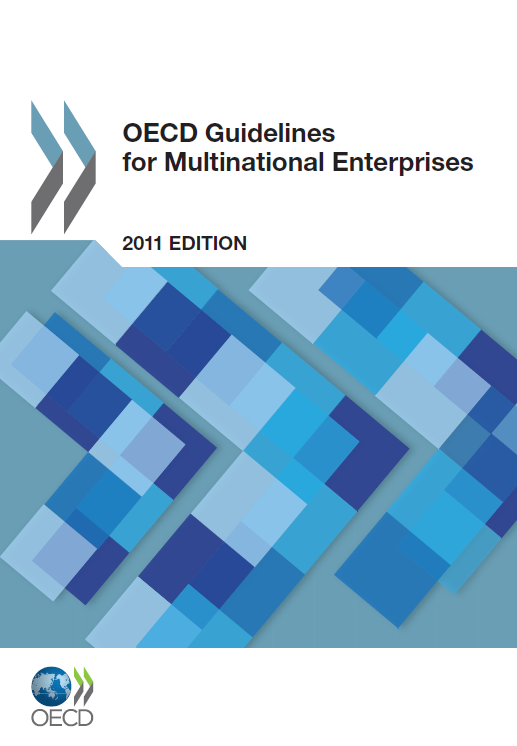 OECD Guidelines cover